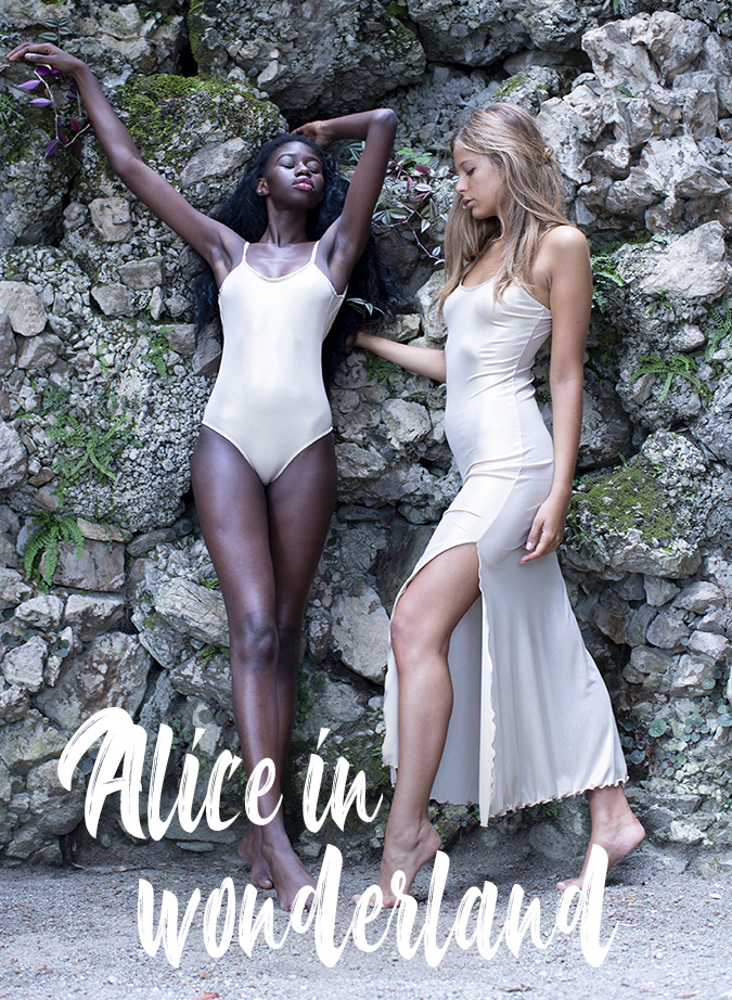 Visit Alice in Wonderland Easybikini collection