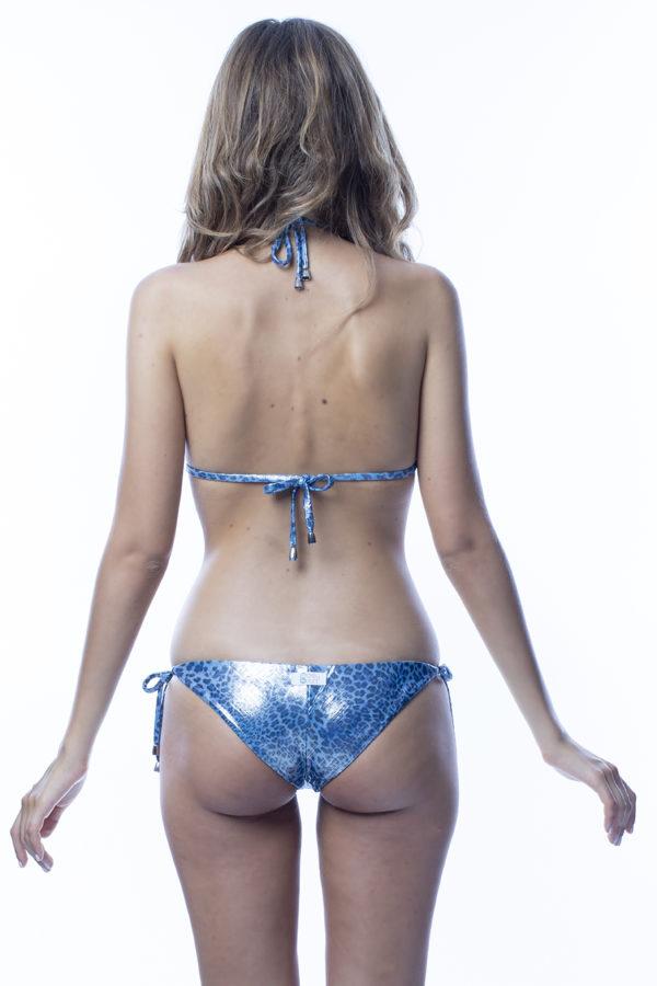 Triangolo bikini blu easybikini