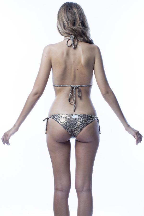 Triangolo bikini oro easybikini
