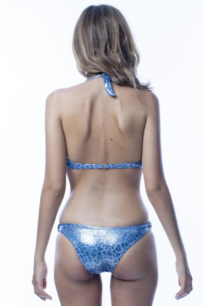 trikini blu Malindi Beach